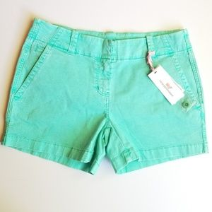 NEW Vineyard Vines 3.5 Every Day Short Blue 0